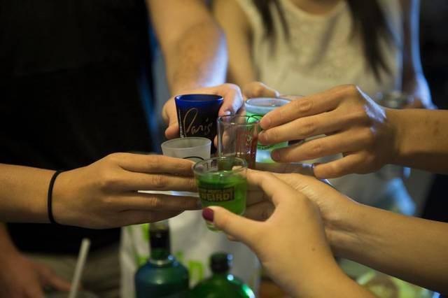 Как сделать плохо после пьянки