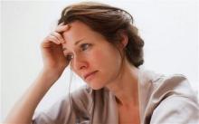 Серозометра в постменопаузе: лечение, причины и симптомы