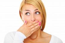 Запах изо рта: как избавиться от несвежего дыхания? - гигиена и эстетика, диабетический кетоацидоз, запах изо рта, зубная нить, тонзіллоліт, триметиламинурия