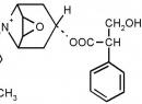 Гиосцина бутилбромид: описание, свойства, применение