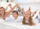 Корригирующая гимнастика после сна в подготовительной, средней и старшей группе