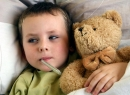 Народные методы лечения температуры у детей