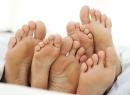 Быстродействующие народные средства от потливости ног