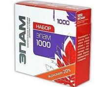 """""""Эпам 1000"""": инструкция по применению. От чего помогает """"Эпам 1000""""?"""
