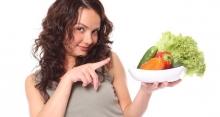 Правильное питание — первый шаг к похудению. Как составить меню на неделю?