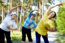 Восстановительные упражнения после инсульта и гимнастика