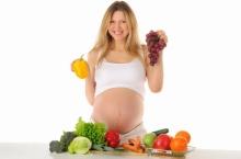 Питание беременных-советы народной медицины