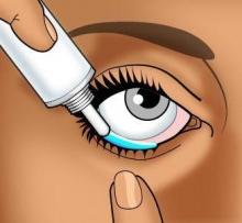 """Мазь для глаз от воспаления и покраснения. Тетрациклиновая, эритромициновая мазь Витапос"""", """"Тобрекс"""""""