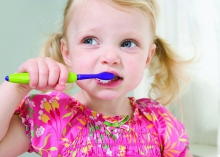 Как правильно чистить зубы детям? - детская стоматология, дети, чистить зубы, чистка зубов