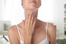 Контроль над щитовидкой