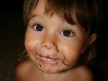 Детям сладкое