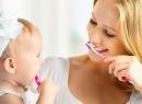 Почему нужно чистить молочные зубы? - детская стоматология, зубная щетка, молочные зубы, чистка